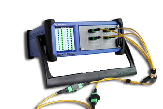 Programmable Fibre Polarity Tester